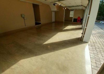 Garage Polished Concrete 2