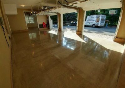 Garage Polished Concrete 3